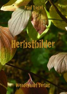 Umschlag - Herbstbilder Format 48,7x33 cm (neue Groesse)